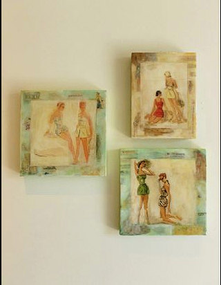 """Bathing Beauties"" are still for sale at Plume (HINT, HINT)"